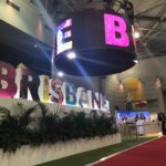 LED Screen - Brisbane @ Routes Asia 2018