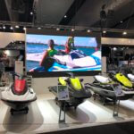 LED Screen Hire - Yamaha Motor Australia @ Melbourne Boat Show 2019
